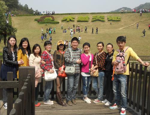 武汉:木兰天池踏春