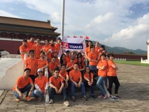 ballbet贝博app下载ios上海分公司开展Team building活动